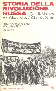 Storia della rivoluzione russa - Feltrinelli UE 623 - vol. II di IV copia