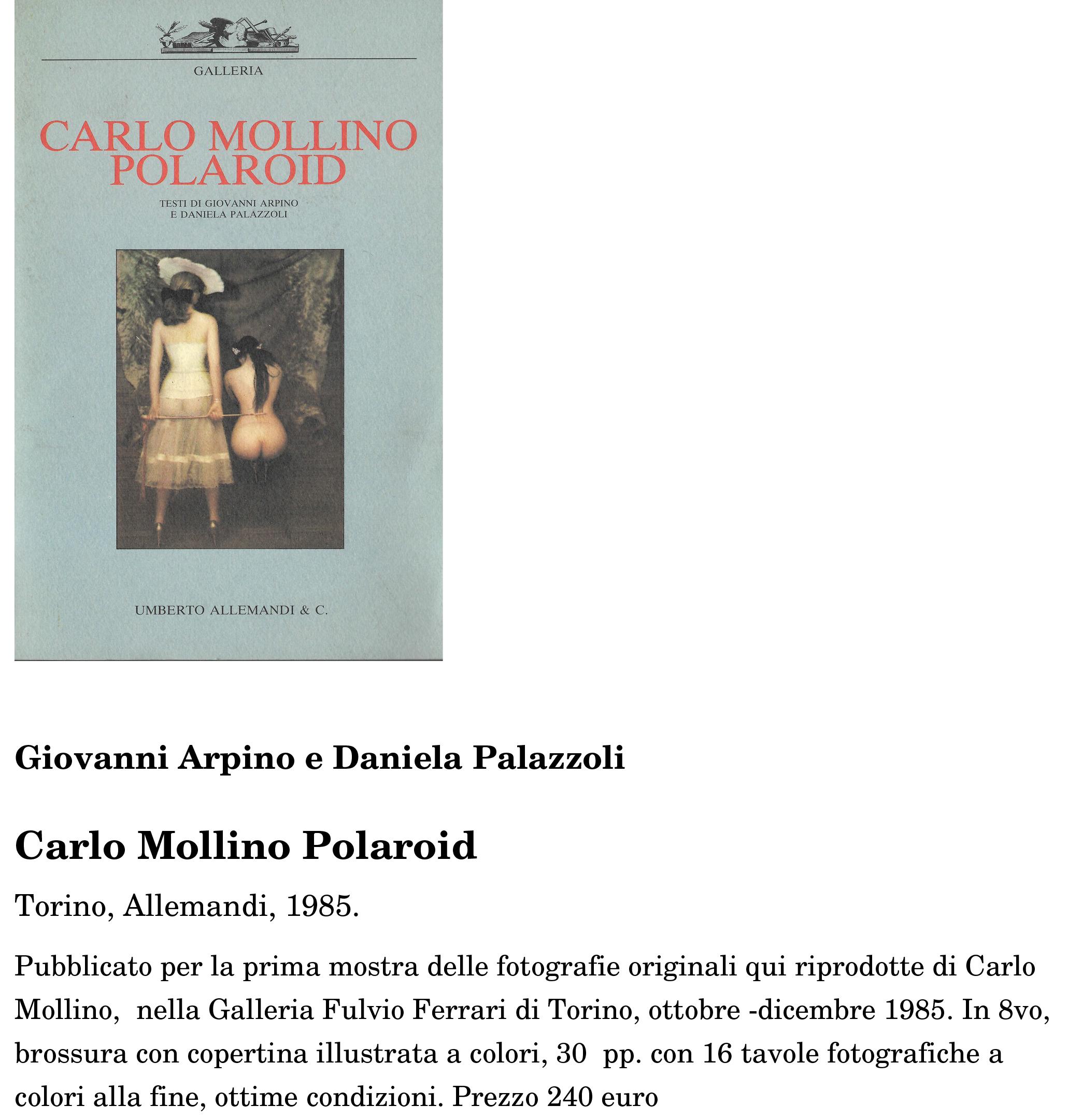 MOLLINO POLAROID[9427]