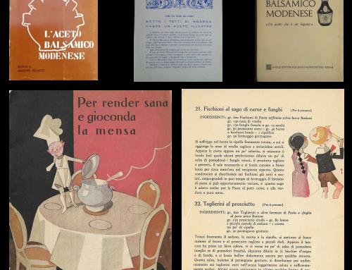Fabrizio Balbo – A tavola! Libri di cucina, domenica 8 luglio