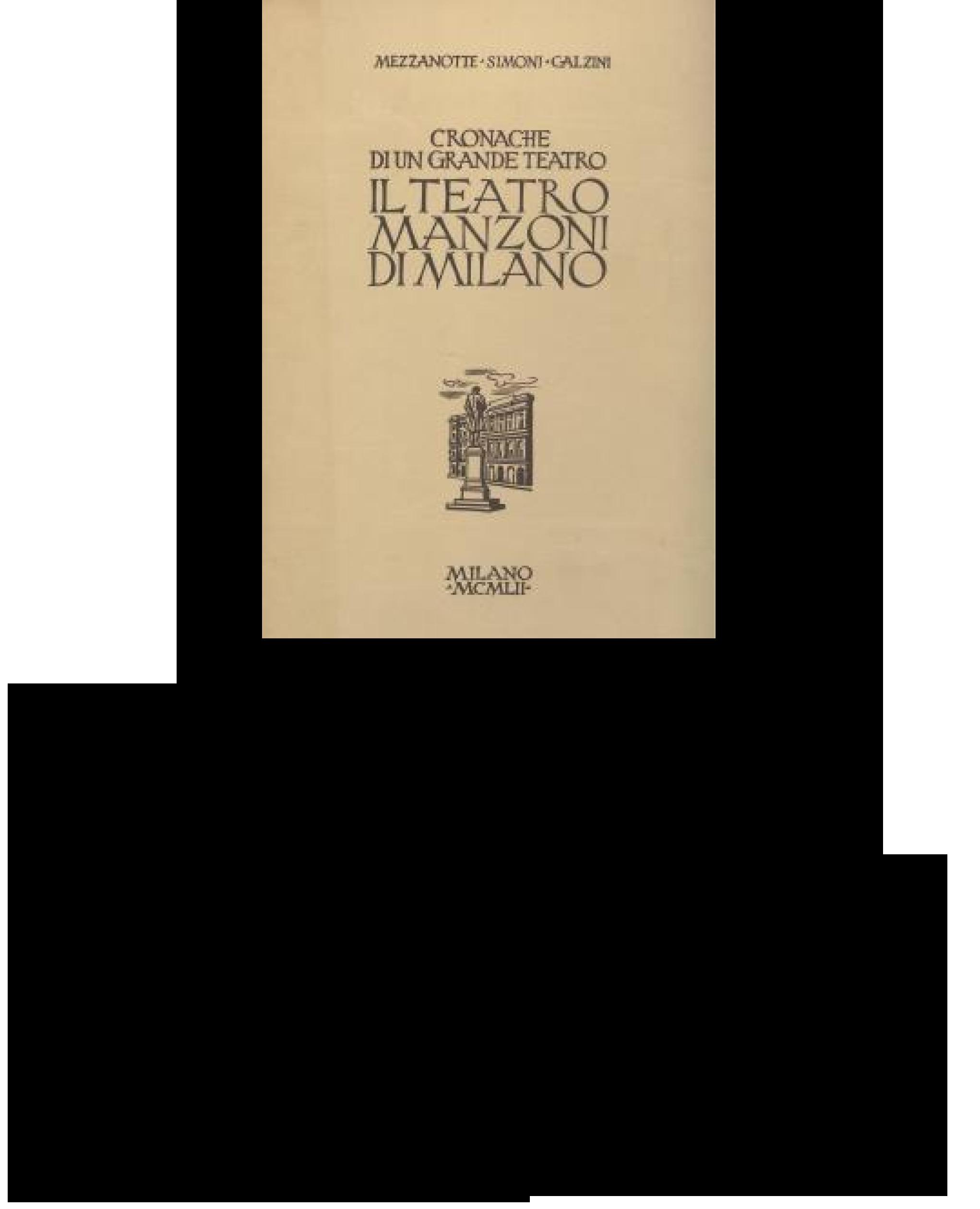 TEATRO MANZONI[13597]