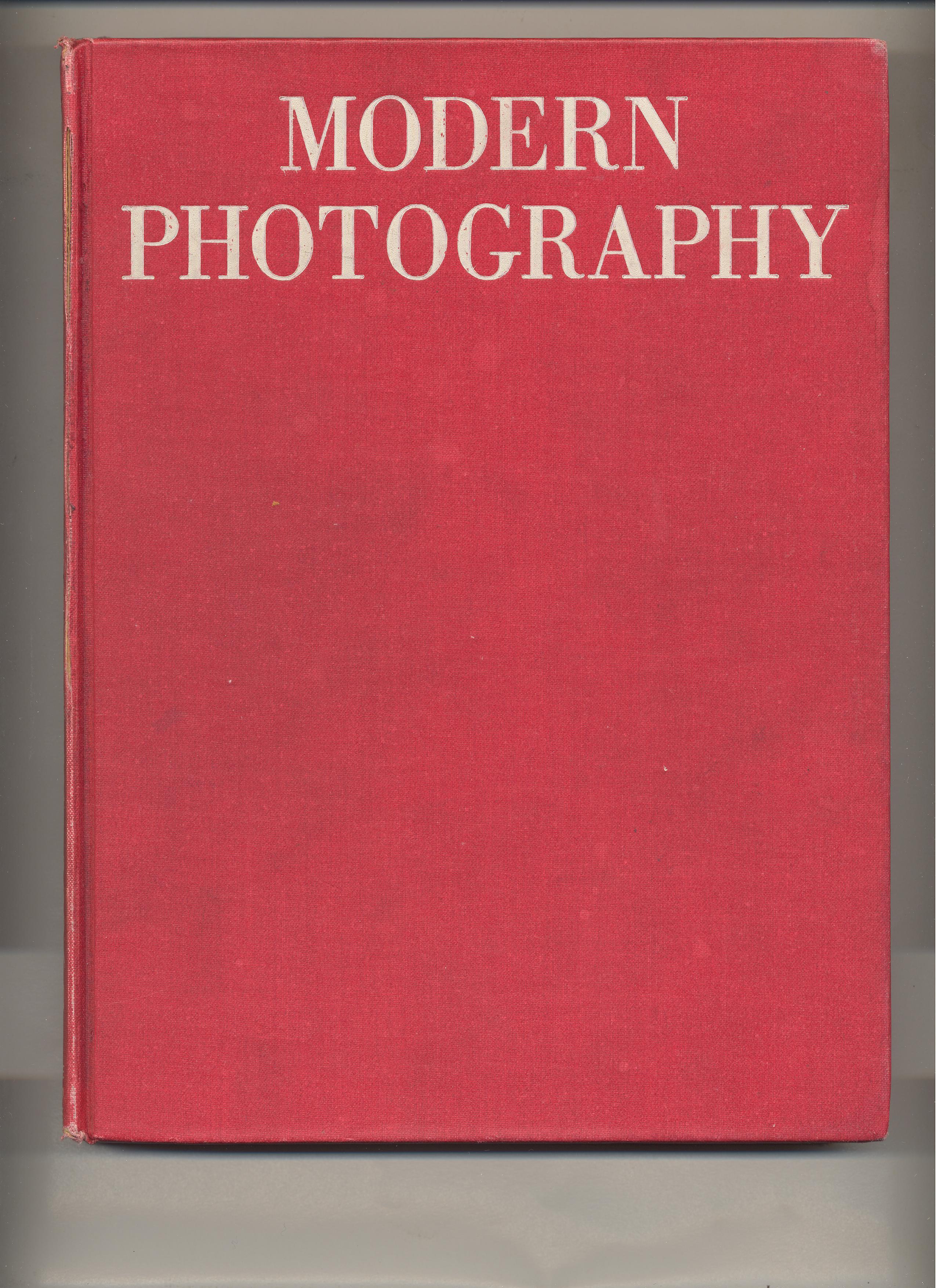 Modern photography 1936-7 1