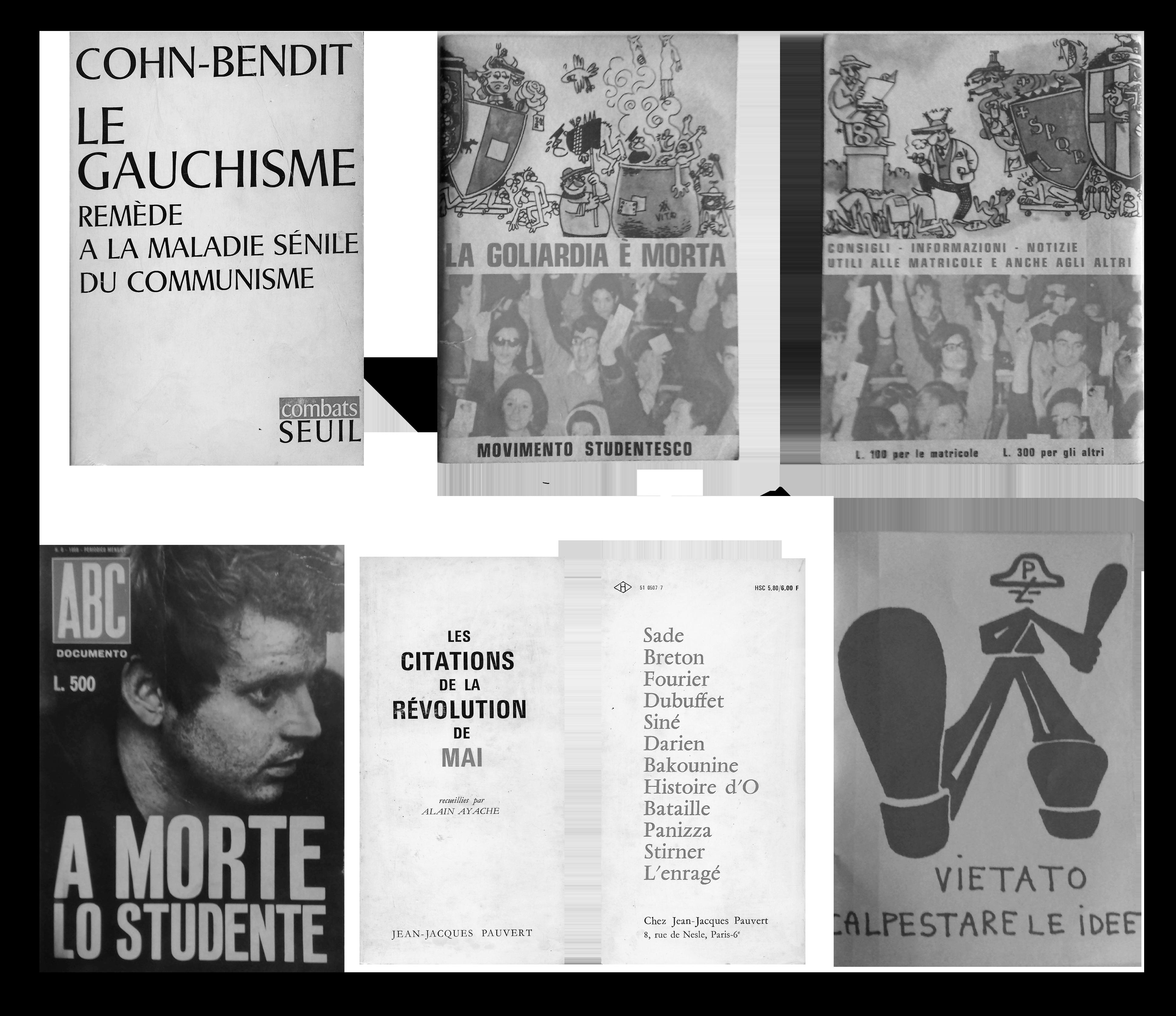 Libreria Fabrizio Balbo – Il Maggio Francese, 13 maggio 2018