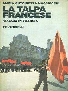 Marco Conti – Il Maggio Francese, domenica 13 maggio 2018