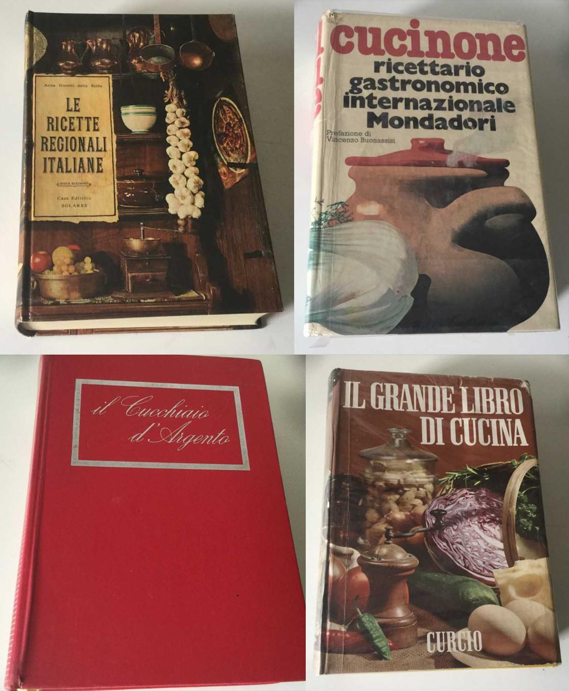 Libreria Passato e Presente – A tavola! Libri di cucina, domenica 8 luglio 2018