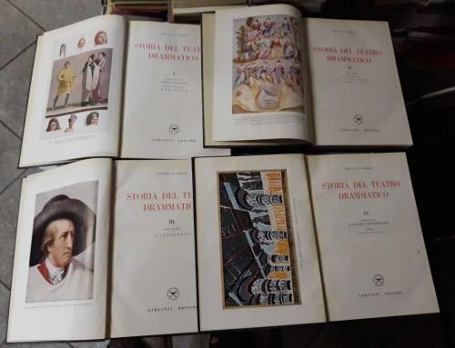 Studio Bibliografico Marco Conti – Il cinema e il teatro, domenica 9 settembre 2018