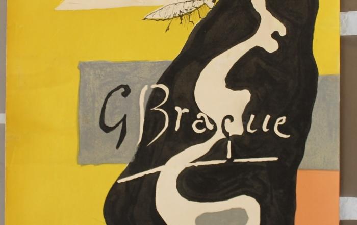Braque graveur