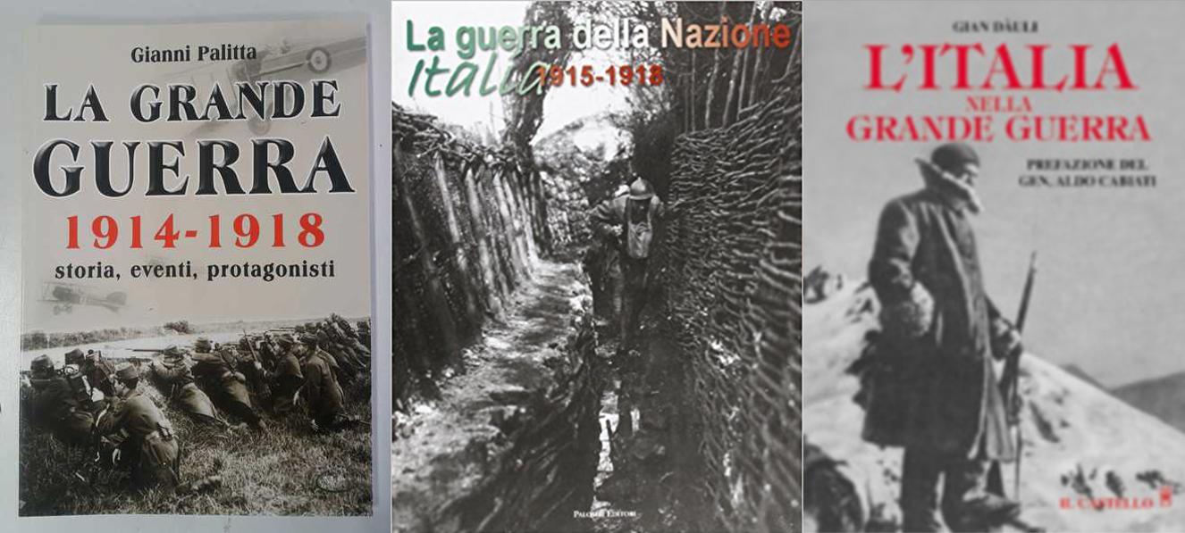 Libri sulla Prima Guerra Mondiale
