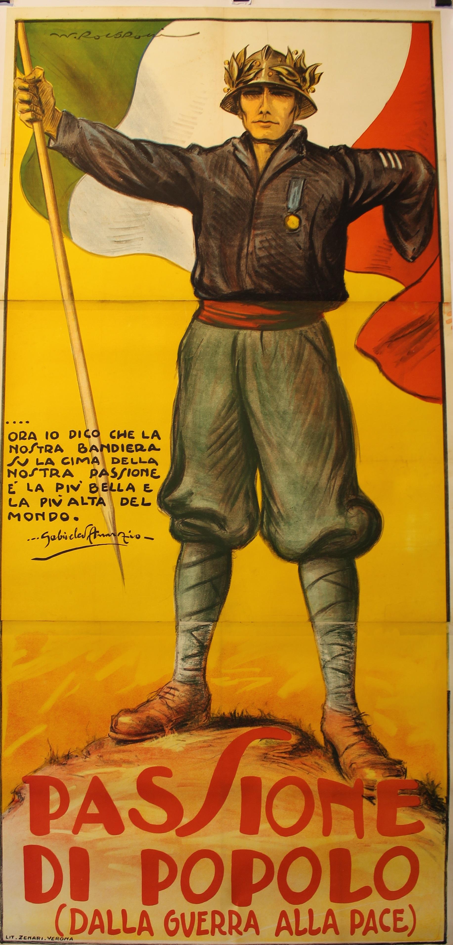 W.Roveroni 100 x 215 1921