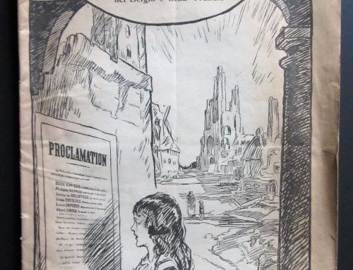 Studio Bibliografico di Pop Tamara – 100° Prima Guerra Mondiale, domenica 11 novembre 2018