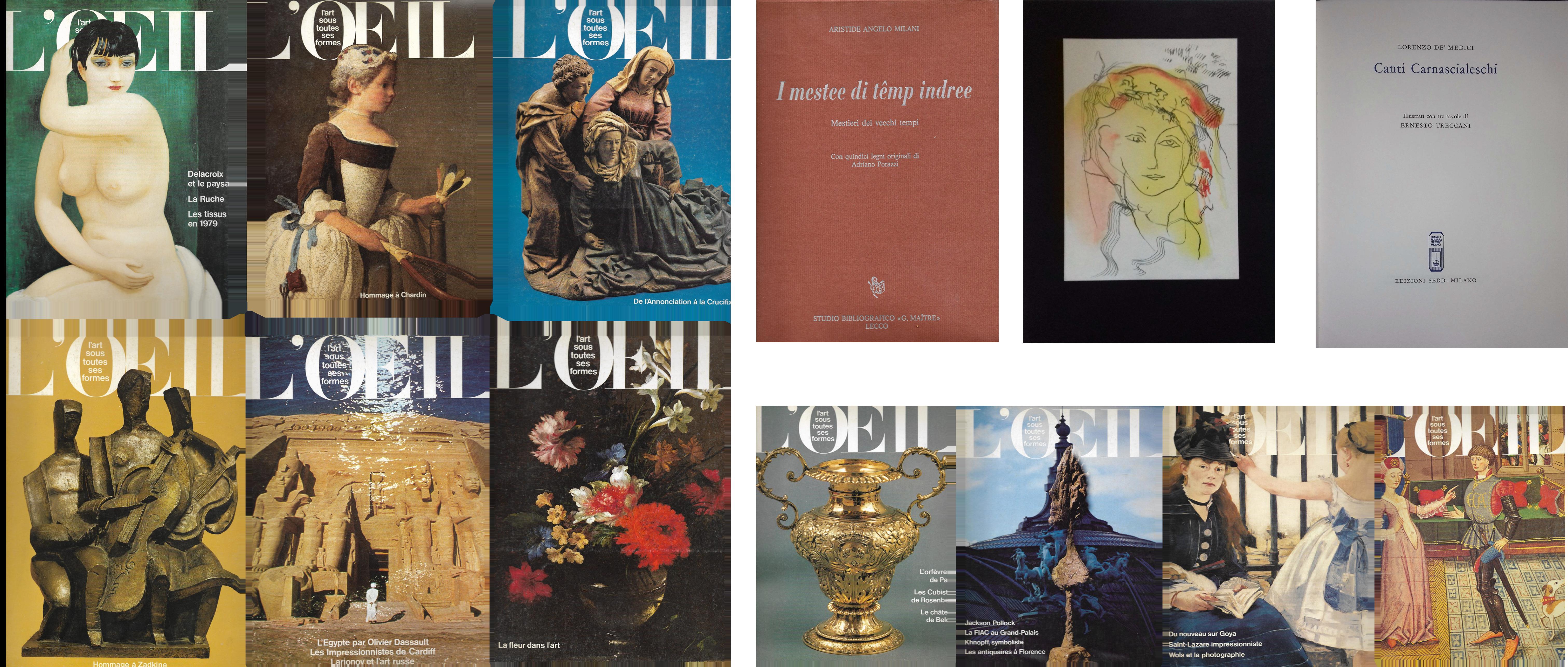 Studio Bibliografico Balbo – Arte&Illustrazione, domenica 9 dicembre 2018