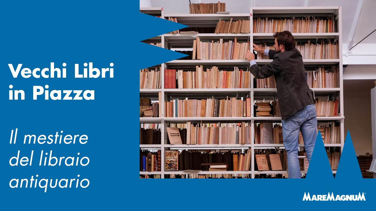 Il mestiere del libraio antiquario – Videoconferenza