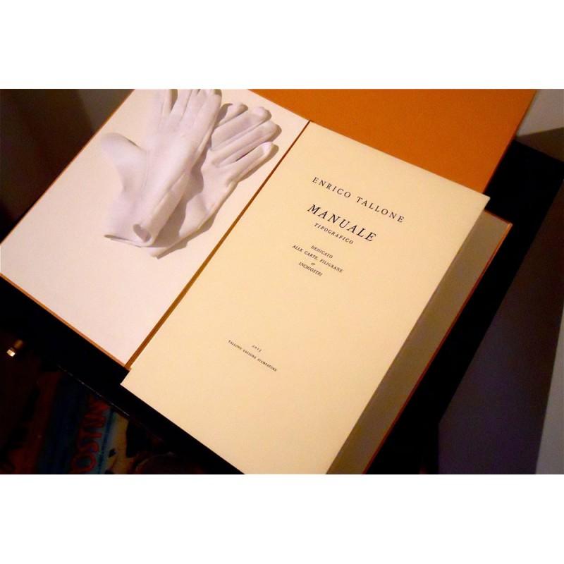 """Eleonora Tallone presenta il """"Manuale tipografico III"""" – domenica 10 marzo2019"""