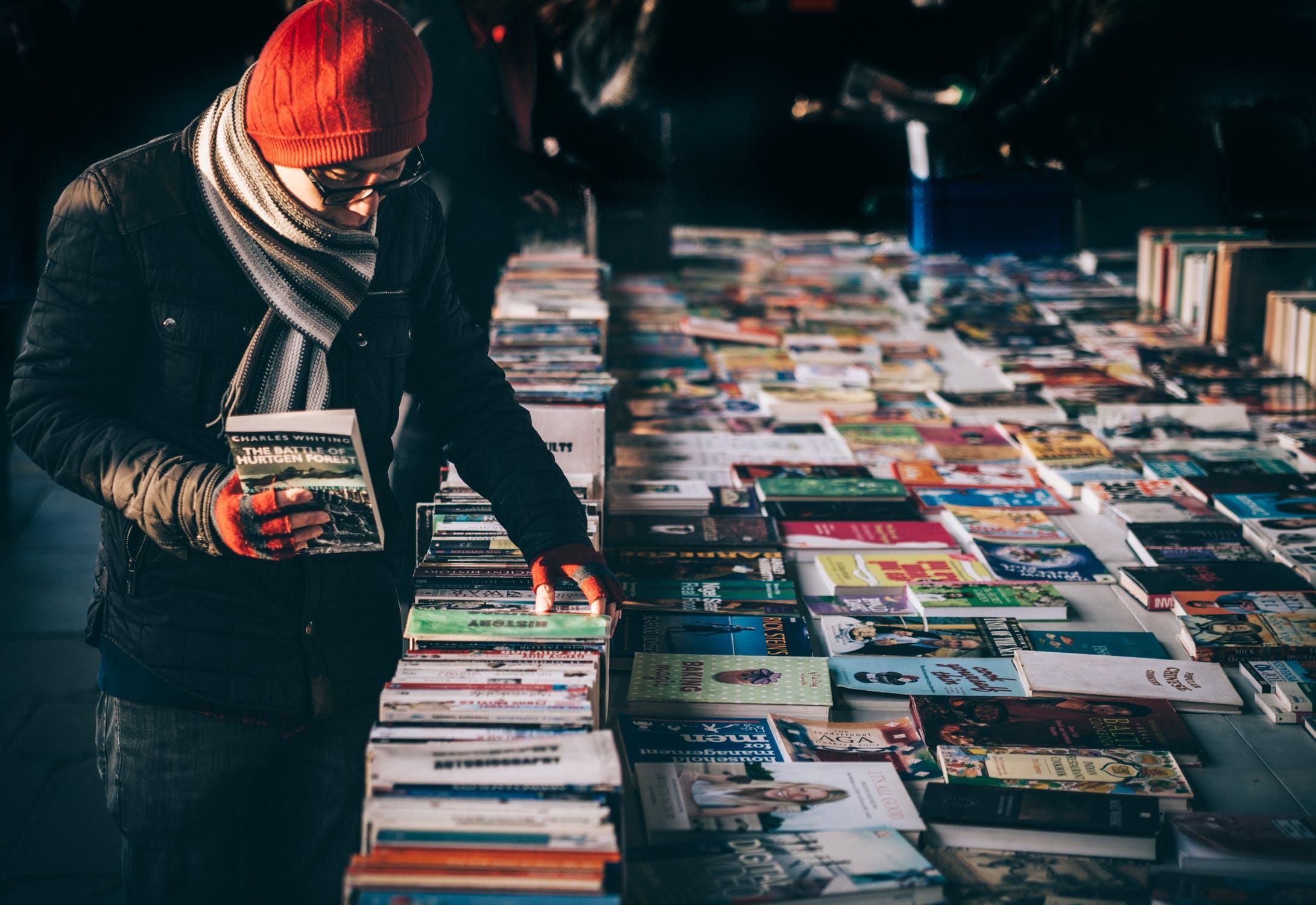 Libri, chicche e altro! Vecchi Libri in Piazza – domenica 10 marzo 2019