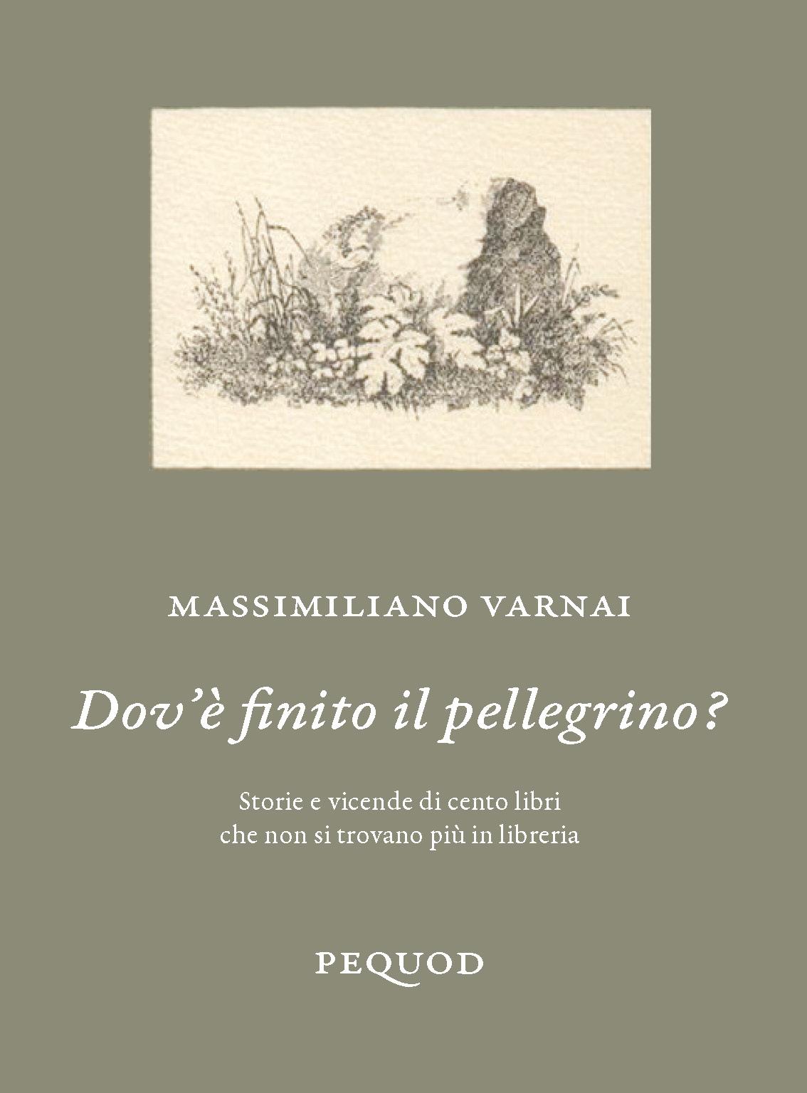 """Presentazione libro """"Dov'è finito il pellegrino?"""", Massimiliano Varnai – 14/04/2019"""
