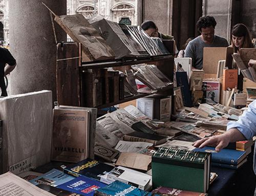 Al via la stagione autunnale di Vecchi Libri in Piazza Diaz